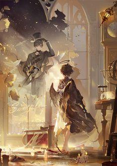 Pretty Art, Cute Art, Fantasy Character Design, Character Art, Environment Concept Art, Fantastic Art, Anime Scenery, Larp, Aesthetic Anime