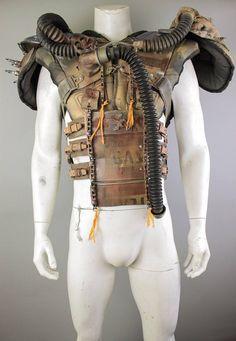 Post Apocalyptic Costume Burning Man Wasteland Weekend