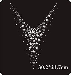 2099fce415 414 Best Flat Back Rhinestones images in 2019 | Ballroom jewelry ...