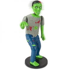 http://pinterest.com/baronbob/     Wiggling Dashboard Zombie - Turn your vehicle into a monster ride! $8.95    baronbob.com or follow on P