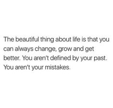 Find images and videos about love, quotes and life on We Heart It - the app to get lost in what you love. Past Quotes, Daily Quotes, True Quotes, Words Quotes, Wise Words, Quotes To Live By, Motivational Quotes, Inspirational Quotes, Quotes About Past Mistakes