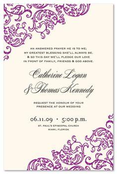 Informal Wedding Invitation Wording | Casual and Modern Ways to Word Wedding Invitations