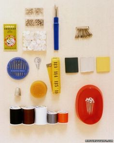 """See the """"The Basic Sewing Kit"""" in our Sewing Basics gallery"""