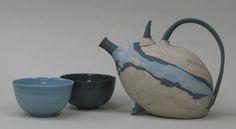2012 Gallery Hatfield - Art in Clay. Imke Splittgerber