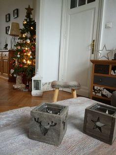 Ma maison décorée pour Noël. My house at christmas time. Home Decor, Decoration Home, Room Decor, Home Interior Design, Home Decoration, Interior Design