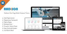 Free Responsive Radison One Page Joomla Theme & Template at WeebFast Page Template, Website Template, Joomla Themes, Pricing Table, Joomla Templates, Admin Panel, Website Themes, Create Website, First Page