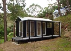 Verandah Cabana 17 with extra windows and after painting .jpg
