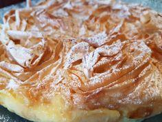 Greek Sweets, Greek Recipes, Apple Pie, Camembert Cheese, Food To Make, Deserts, Sweet Home, Lemon, Food And Drink