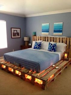 Awesome DIY Pallet Furniture Idea