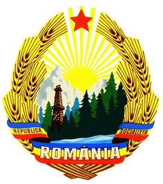 Romanian Communist Emblem
