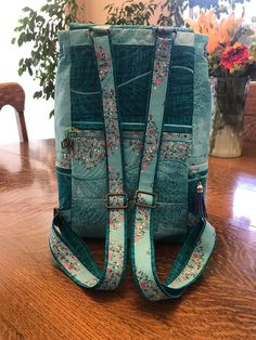 Embroidery Art, Machine Embroidery Designs, Designer Backpacks, Messenger Bag, All In One, First Love, Satchel, Bags, Facebook