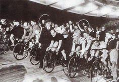 Berlin, Sportpalast, 25 Stunden Rennen 2-3 Dez 1911
