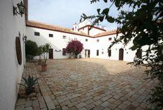 patio cortijo andaluz - Buscar con Google