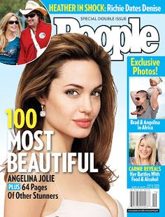I like to read People magazine because they always have all the gossip on the different celebrities. I also like the pictures that they take because they are always high quality.