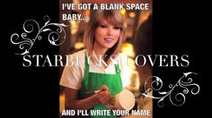 Hey partners do you love Taylor Swift? Are you wanting to sing along to blank space a-la Starbucks? Well this was written for you by two former partners. Its perfect for the holiday season of chestnut praline and holiday drinks like eggnog chai! Happy Holidays!!! #starbucks #coffee #love #frappuccino #latte #tea #yummy #gift