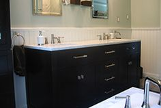 American Beadboard in a Bathroom Downingtown PA