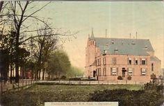 Deventer   -   Zwolscheweg met R.K. Kerk 1912