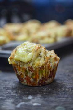 Cook Yourself - BLOG KULINARNY - Karolina Adamczyk - Rzeźnik: Muffinki pizza Taste Of Home, Food Art, Kids Meals, Food And Drink, Appetizers, Pizza, Cooking, Breakfast, Impreza