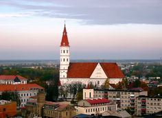 Šiauliai city lituania | Šiauliai is the fourth largest city in Lithuania. From 1994 to 2010 ...