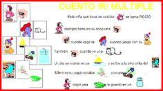 Cuento para uso y generalización del fonema  /r/ vibrante múltiple