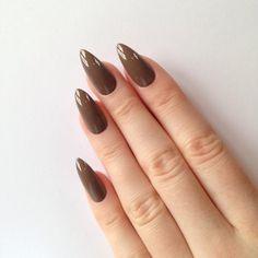 Mushroom stiletto nails, Nail designs, Nail art, Nails, Stiletto nails, Acrylic nails, Pointy nails, Fake nails, False nails PLEASE NOTE
