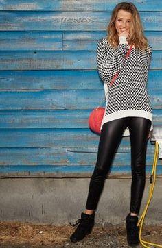 Checkered Sweater ♥