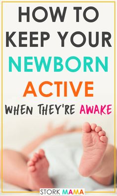 Newborn activities guide