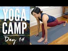 Yoga Camp – Day 14