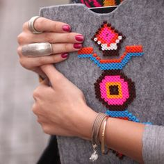 18 Perler Bead DIYs to Reinvent Your '90s Craft Days