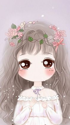 รูปภาพ art, art girl, and baby Kawaii Anime, Kawaii Chibi, Cute Chibi, Kawaii Cute, Anime Chibi, Cute Girl Wallpaper, Kawaii Wallpaper, Cartoon Wallpaper, Kawaii Drawings