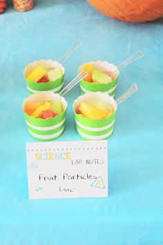Science Party Ideas for PBS Parents