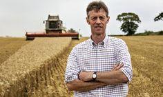 UK Farmers warn food self-sufficiency is in long-term decline. Andrew Pitt, Northants farmer
