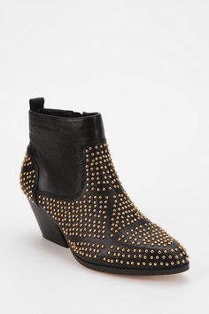Dolce Vita Rezzie Pin-Stud Ankle Boot  #UrbanOutfitters