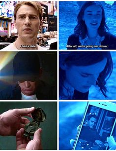 Marvel parallels.