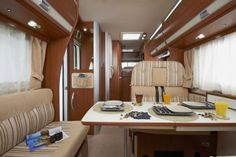 Italians certainly know how to put on the style: Laika's flagship Kreos | Practical Motorhome