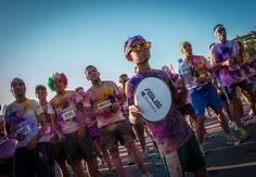 Asus @ #TheColorRun Marina di Pietrasanta, 27 luglio 2013