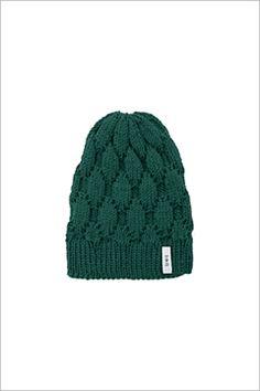 bieq kiek dark green hat