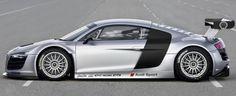 2008 アウディ R8 GT3 Race version