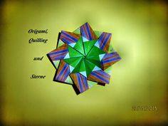 Origami, Fleurogami und Sterne