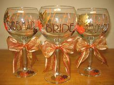 Fall Wedding Decor : wedding brown green orange reception Il 570xN