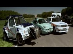 Top Gear : Police Car challenge part 2 - Top Gear - BBC