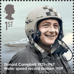 Royal Mail Special Stamps | Eminent Britons