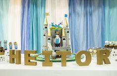 Aniversário Heitor - em parceria com a Dillú cupcakes