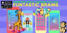 Fun Brain Training app for Kids. Get it for free https://itunes.apple.com/us/app/funtastic-brain-teaser-for/id931264136?ls=1&mt=8
