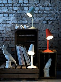 163 best table lamps images on pinterest table lamps buffet lamps buy philips piculet led table lamp blue from our desk table lamps range at john lewis partners aloadofball Images