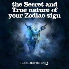 Magical Recipies Online | Secrets of Zodiac Signs & their hidden Traits