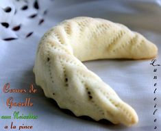 gateau algerien / corne de gazelle - Amour de cuisine