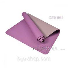 Коврик для йоги Bodhi Lotus-mat, 183х61 см, 6 мм