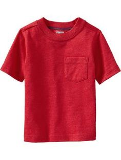 Chest-Pocket Tees for Baby | Old Navy