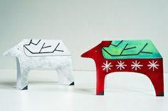 Reindeer Cards #christmascraftsforkids #ChristmasWonderland